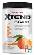 Xtend, BCAAs, Scivation, 431 g