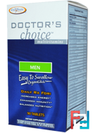 Doctor's Choice Multivitamins, Men, Enzymatic Therapy, 90 Tablets