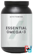 Essential Omega 3 (Омега 3), Myprotein, 1000 mg, 1000 softgels