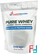 Pure Whey Concentrate, WestPharm, 454 g
