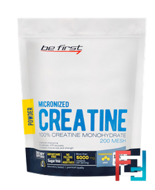 Micronized CREATINE monohydrate powder, Be First, 1000 g