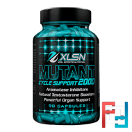 Mutant Cycle Support 2000, XLSN, 990 caps