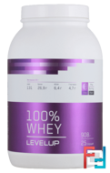 100% Whey, Level Up, 908 g