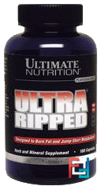 Ultra Ripped, Ultimate Nutrition, 180 capsules