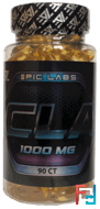 CLA, Epic Labs, 1000 mg, 90 softgels
