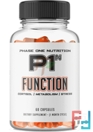 FUNCTION (Функция), Phase One Nutrition, 60 caps