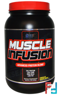 Muscle Infusion, Nutrex Research Labs, 2 lbs, 908 g