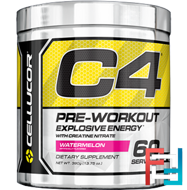 C4 Original Explosive, Pre-Workout, Cellucor, 180 g