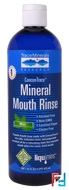 ConcenTrace Mineral Mouth Rinse, Mint, Trace Minerals Research, 16 fl oz (473 ml)
