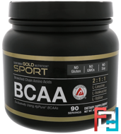 BCAA, AjiPure, Branched Chain Amino Acids, Gluten Free, California Gold Nutrition, CGN, Powder, 16 oz, 454 g