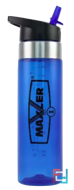 Promo Drink Bottles, Maxler USA®, 550 ml - Blue