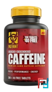 Caffeine Core Series, Mutant, 240 tablets