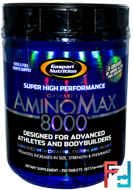 Amino Max 8000, Gaspari Nutrition, 350 tablets