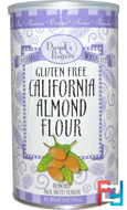 Dowd & Rogers, Gluten Free California Almond Flour, Fun Fresh Foods, 14 oz (396 g)
