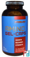 Amino Gel-Caps, ProLab, 200 softgels