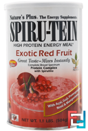 Spiru-Tein, High Protein Energy Meal, Nature's Plus, 1.1 lbs, 504 g