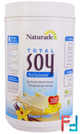 Total Soy Meal Replacement, Naturade, 37.1 oz, 1.053 kg