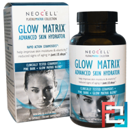 Glow Matrix, Advanced Skin Hydrator, Neocell, 90 Capsules