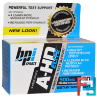 A-HD Elite, BPI Sports, 500 mg, 30 Capsules