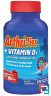 Arthri-Flex Advantage, + Vitamin D3, 21st Century, 120 Coated Tablets