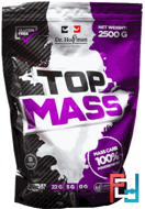 Top Mass, Dr.Hoffman, 2500 g