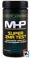 Super ZMA Test, Maximum Human Performance, LLC, 120 Capsules