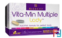 Vita-Min Multiple Lady, Olimp, 60 tablets