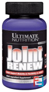 Joint Renew Formula, Ultimate Nutrition, 100 capsules