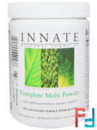 Complete Multi Powder, Innate Response Formulas, 6.8 oz, 195 g