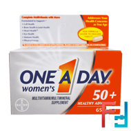 One A Day, Women's 50+, Healthy Advantage, One-A-Day, 65 Tablets