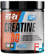 Creatine 6000, FIT-Rx, 250 g
