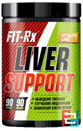 Liver Support, FIT-Rx, 90 capsules