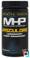 Vasculore, Legendary Pump Enhancer, Premium Series, Maximum Human Performance, LLC, 60 Capsules