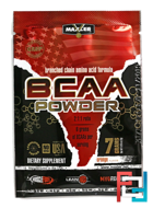Пробник / Sample BCAA Powder, Maxler, 7 g
