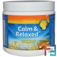 Calm & Relaxed,  Natural Lemon & Honey Flavor, Thompson, 270 g