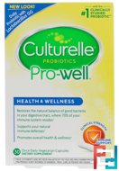 Health & Wellness, Immune Support, Culturelle, 30 Once Daily Vegetarian Capsules