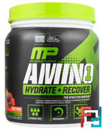 Amino 1, Hydrate + Recover, MusclePharm, 15 oz, 426 g