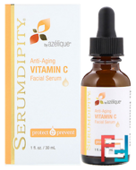 Serumdipity, Anti-Aging Vitamin C, Facial Serum, Azelique, 1 fl oz, 30 ml
