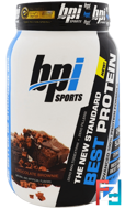 Best Protein, Advanced 100% Protein Formula, BPI Sports, 2.1 lbs, 952 g